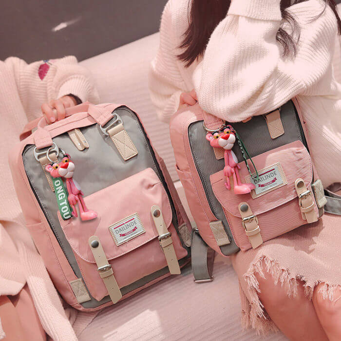 Bags and backpacks in Kawaii style