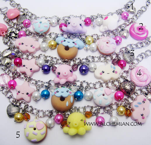 Bracelets and bracelets