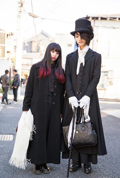 Fashionable Kawaii outfits