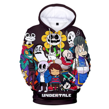 Hoodies in Kawaii style