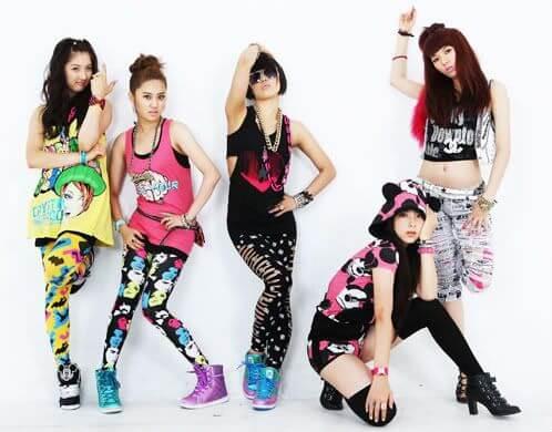K-Pop Fashion