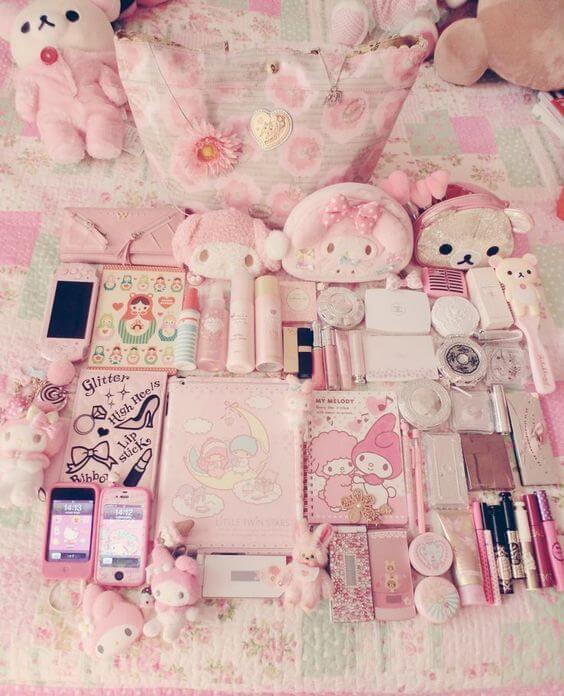 Kawaii accessories