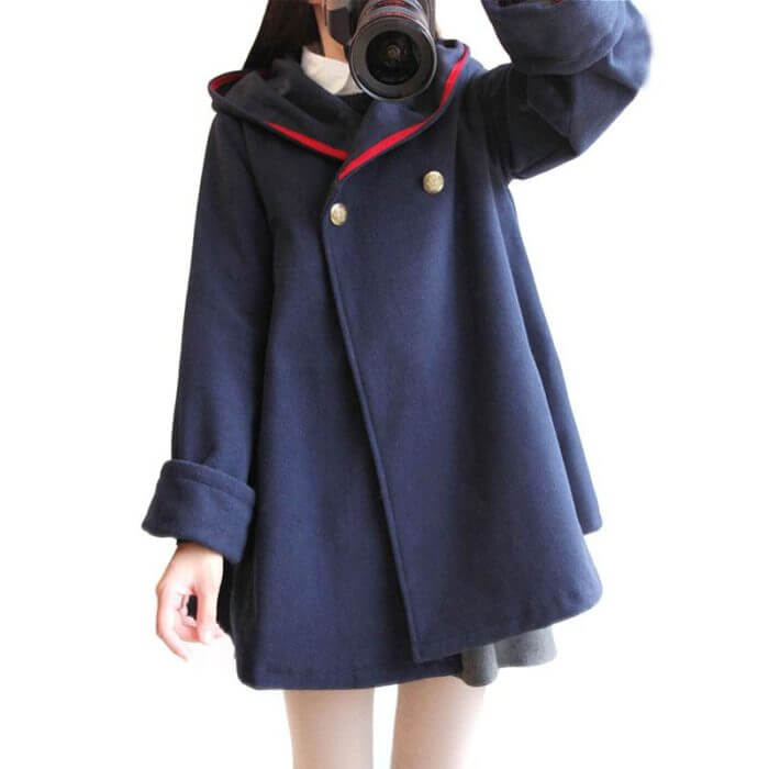 Kawaii coat