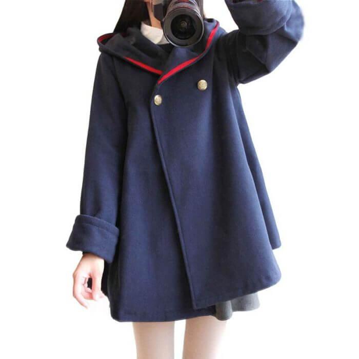 Kawaii coat