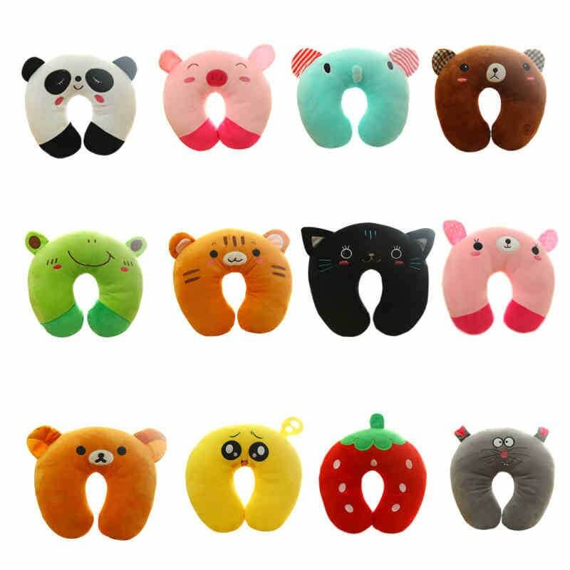 Kawaii neck pillows