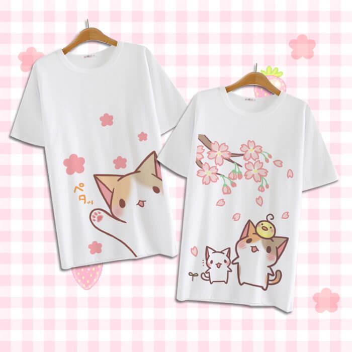 Kawaii t shirts