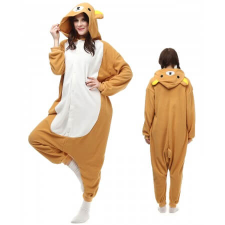 Kigurumis and Onesies