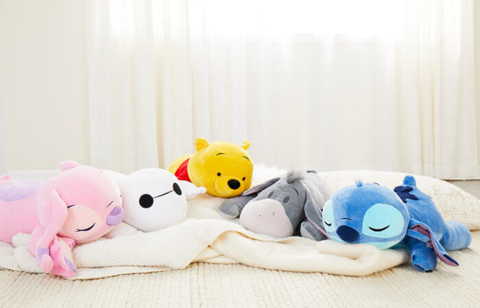 Plushies - simply cuddly and sweet