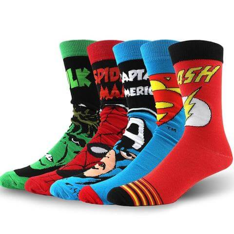 Socks for boys and men