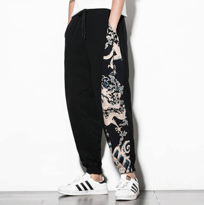 pants in Japan style