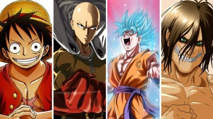 5 Anime