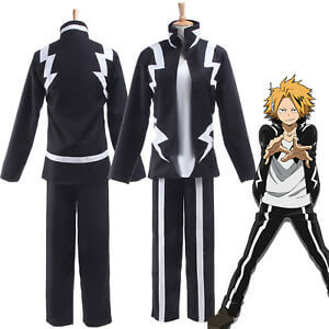 Buy Denki Kaminari Cosplay costume