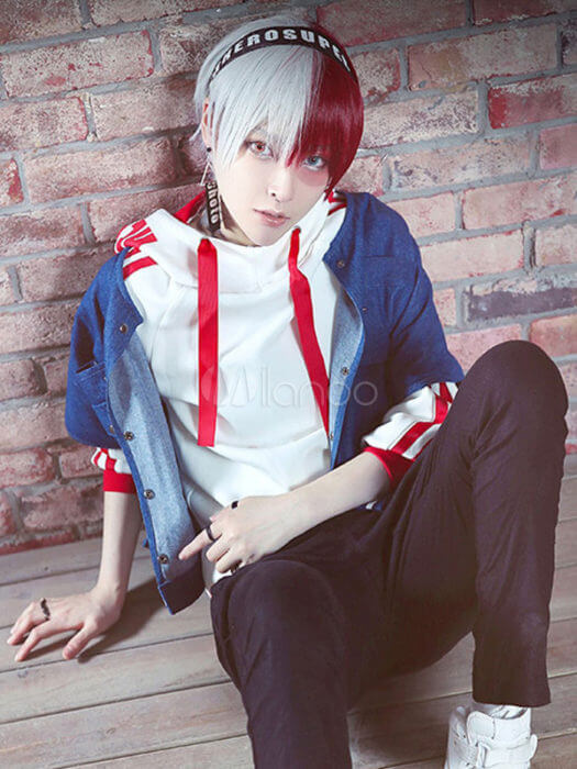 Todoroki My Hero Academia Cosplay