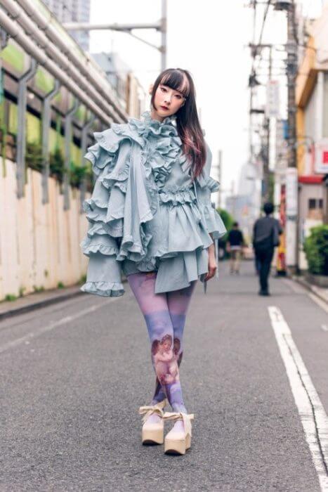 of Harajuku fashion