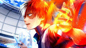 quirks and abilities of Shoto Todoroki