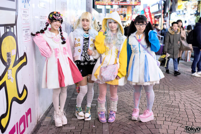 Kawaii Fashion in Japan