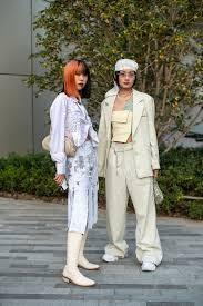 Japan's street fashion